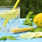 Полезные свойства воды с лимоном