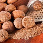 Полезные свойства и калорийность мускатного ореха